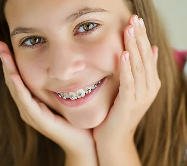 Woodruff Orthodontics for Children